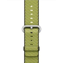 URVOI весенний 2019 ремешок для apple watch series 5 4 3, плетеный нейлоновый ремешок для iWatch 44 мм Pride edition, Классический тканевый ремешок с пряжкой(Китай)