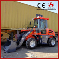 ZL12F small used front wheel loader