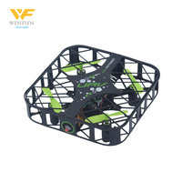 2.4g 4 axis rc flying professional mini drone