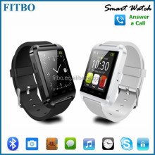 U8 Vibration + Phonebook best watch mobile phone for Galaxy I9500 S4