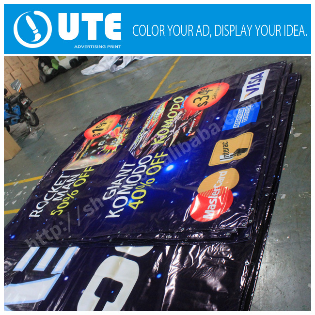 Banners With Eyelets And Grommets High Quality Printing - Vinyl banners with eyelets