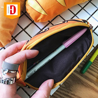 Lastest Design Stationery Pencil Pouch Box Bread Pen Bag With Your Logo
