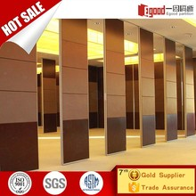 China folding sound proof partition wall material for office