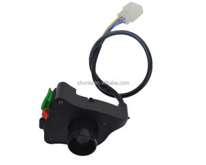 E-Bike Scooter Motorcycle Horn Switch On Off Switch Button Kit