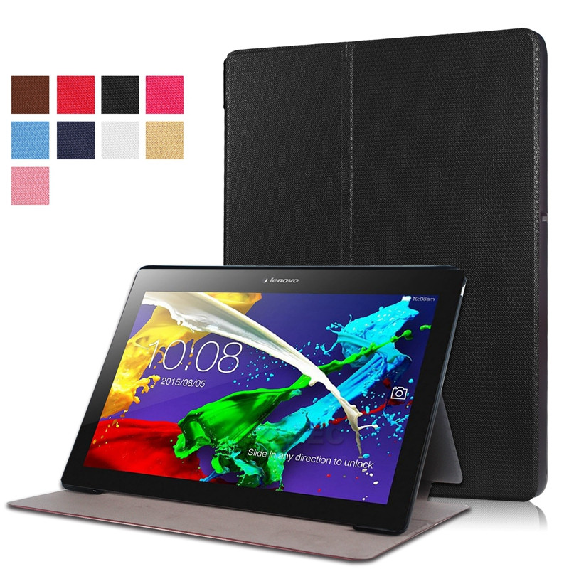 New arriveal product 10 inch cover case with stand for Lenovo tab2 A10-30F