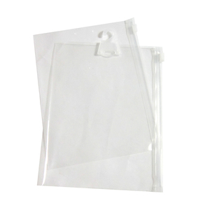 5d37322628 Soft Pvc Bag With Zipper