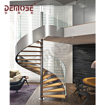 Prefabricated Spiral Staircase With Stair Parts Sale   Buy Metal Spiral  Staircase For Sale,Spiral Staircase Parts,Prefabricated Spiral Staircase ...