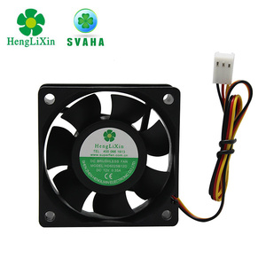 60x60x25mm 6025 60mm 12v 24v small dc brushless computer CPU cooling fan 12V 24V micro mini powerful air cooler