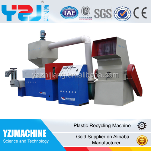 Professional high output PP film prime and recycled plastic gra... quality assurance