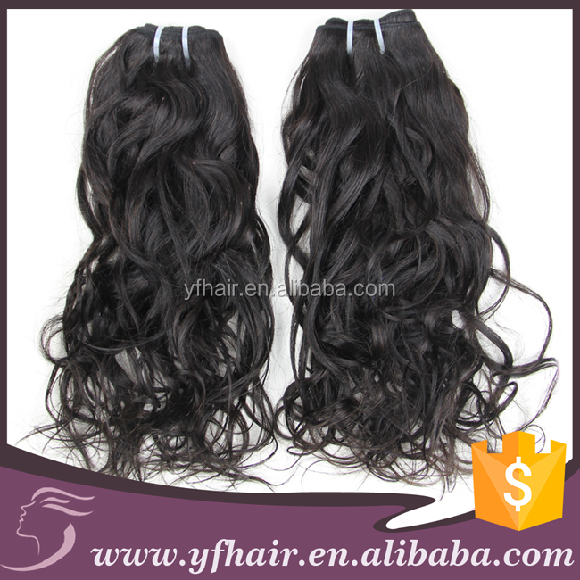 Alibaba Express 7A Beauty Hair, 100% Virgin Brazilian Hair Weave