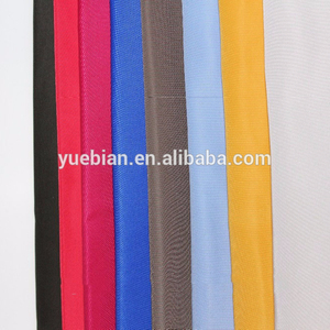 Polyester 260t pongee full dull embossed fabric 240t dobby milky coating 210t punching