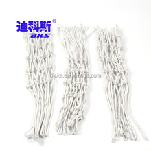 Factory Price PP Chain Basketball Nets (White)