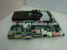 Onboard 3rd Atom D2700/D2560 Industrial Mini-ITX Motherboard Integrated NV_GT520