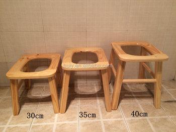 Mobili in legno massiccio cinese panca di legno sgabello wc wc sit