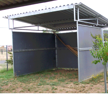 horse fence / horse panels / Horse Stalls & Barns