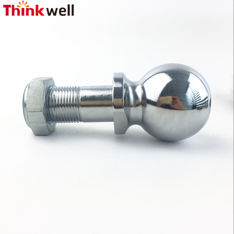 Thinkwell Forged Chrome Plated Customized Tralier Hitch Ball