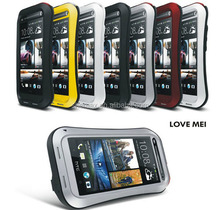 Bumper Case For HTC One Max, Waterproof Case For HTC One Max