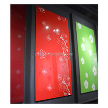 ZH brand gloss uv color painting mdf boards