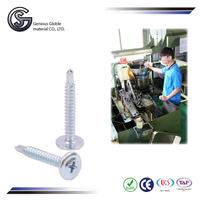 GS-07 self drilling screws - bugle head/needle