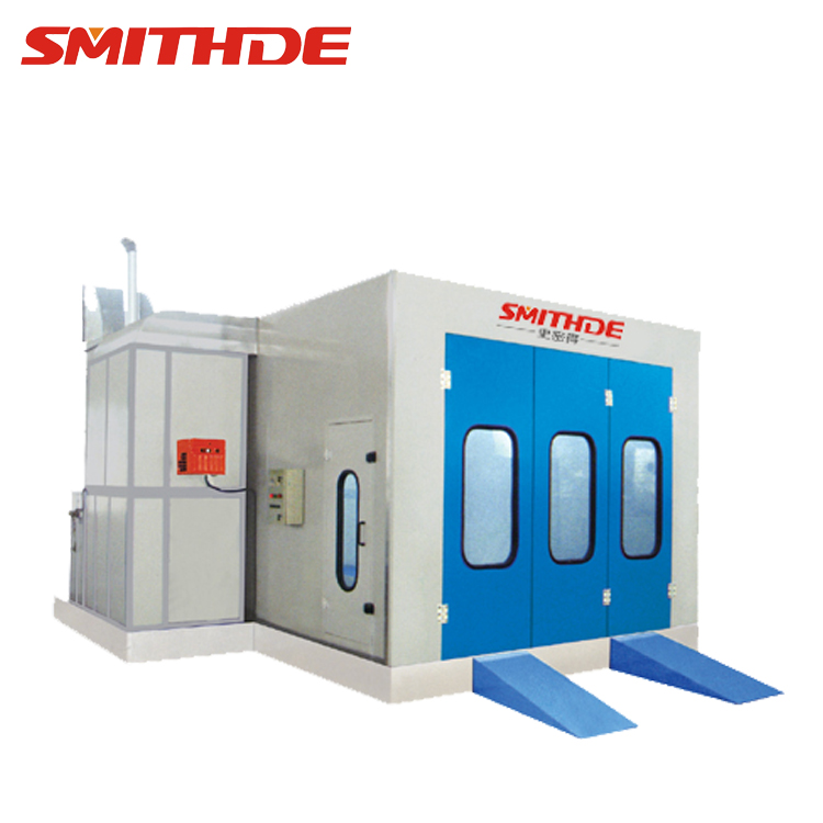 Yantai Smithde S-68 Car Spray Paint Booth/ Car Spray Booth Price/used spray booth for sale Made in China