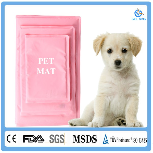 Chilly Cooling Cool Indoor Outdoor Gel Pet Dog Mat