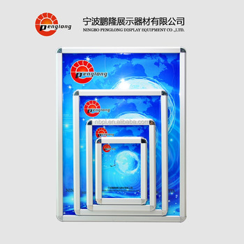 advertising snap frame poster frame flip open frame 50 70 buy flip