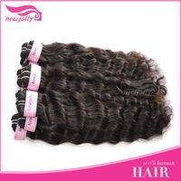 New jolly AAAA grade popular dark auburn hair extensions 14-26 inch remy human hair