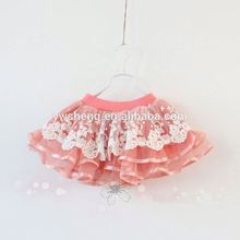 2016 Latest Baby ballet tutu skirts Birthday skirts for kids wholesale baby girl lace tutu skirts