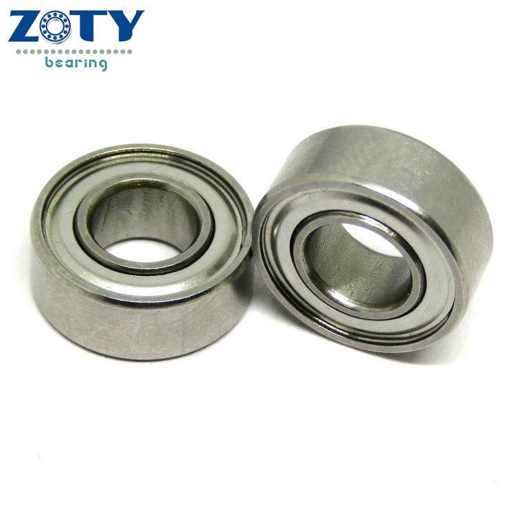 10pcs S6000zz 10x26x8 mm S6000 Stainless Steel 440c Ball Bearing Bearings
