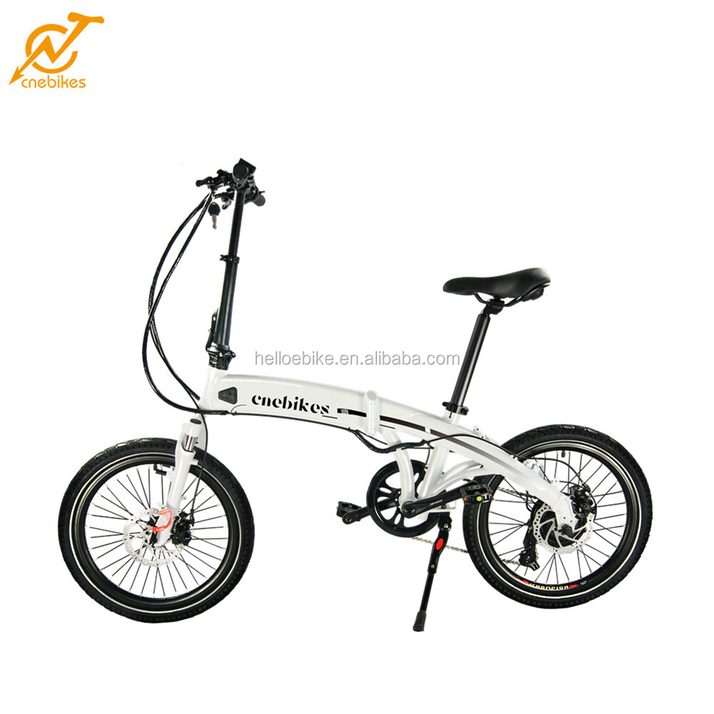 36v 250w folding electric bike 20inch hidden battery foldable electric bicycle
