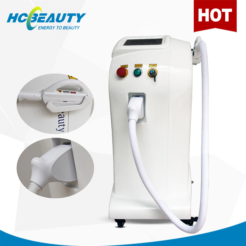 vertical hair removal ipl beauty equipment/photo depilation ipl