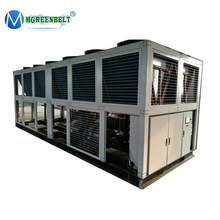 Factory supply 96 Ton 330Kw screw type air cooled water chillers price for sale