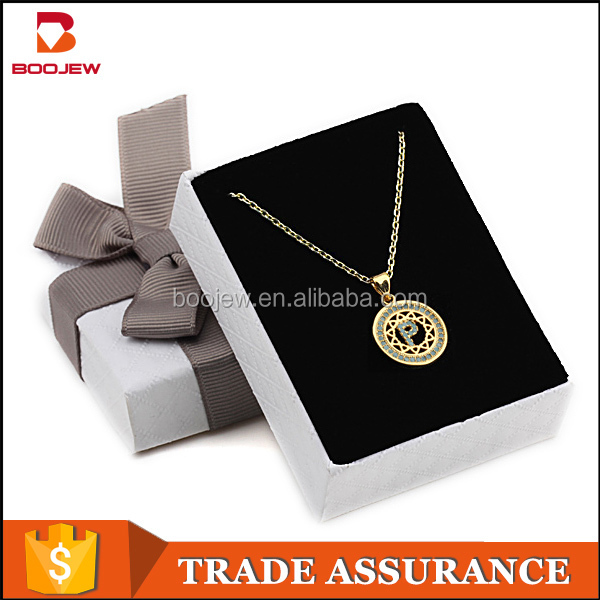 Best selling elegant meaningful accessories for women stone pendant pure silver chain necklace