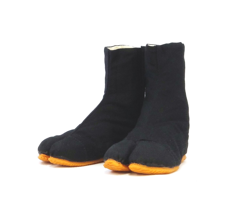 Spike Tabi Shoes, Jikatabi boots, Rikio Durable Tabi Ninja Boots (JP 26cm US Men Size 8 Women Size 9) (japan import)