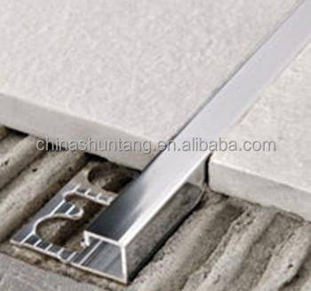 Aluminium Tile Trim Profile Tile Carpet Transition Trim