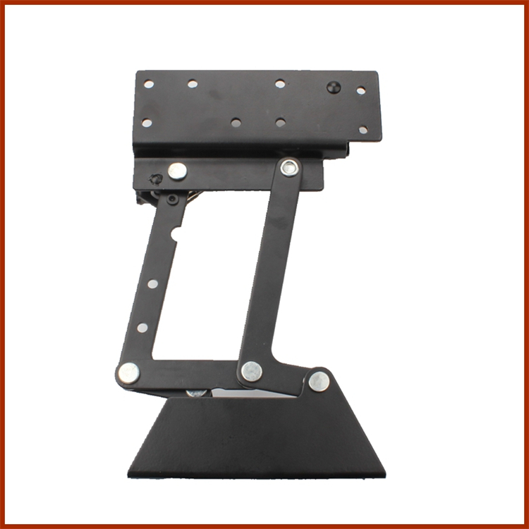 Wooden Table Lift Laptop Hardware 4 50kg Plate Height