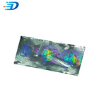 Holographic laser hot stamping PVC PET film heat transfer foil