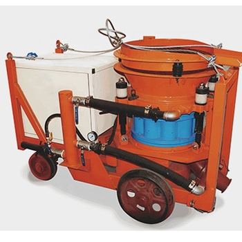 High quality concrete wet shotcrete machine
