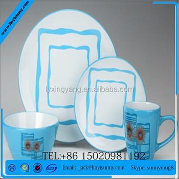 turkish dinnerwarereactive glaze stoneware dinnerware setstoneware dinner set  sc 1 st  Linyi Sunny Ceramic Co. Ltd. - Alibaba & Turkish DinnerwareReactive Glaze Stoneware Dinnerware SetStoneware ...