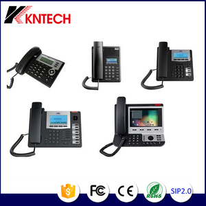 2017 Koontech IP Phone Video Telephone VoIP Office Intercom System