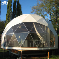 6M Geodesic Dome Half Sphere Tent Carpa Domo Tenda for Sale