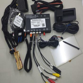 A4 A5 Q5 Symphony Multimedia Amp Gps Navigation Interface