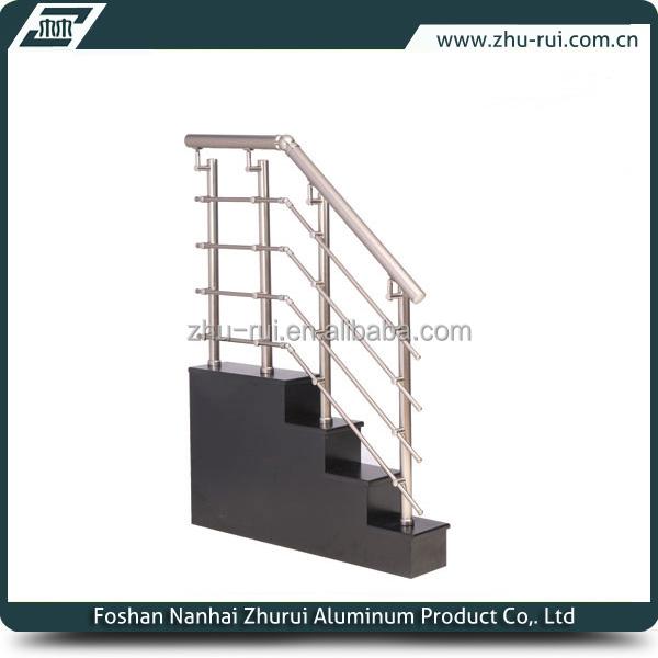 Anodizzazione Alluminio Corrimanoringhiera Per Scale Internescala