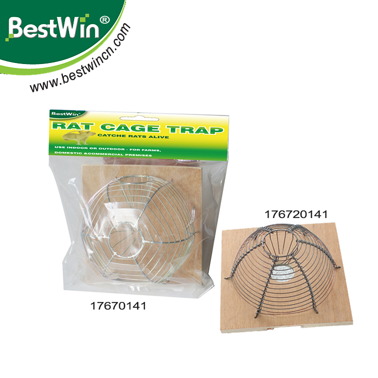 over 10 years experience mesh wire most effective rat trap