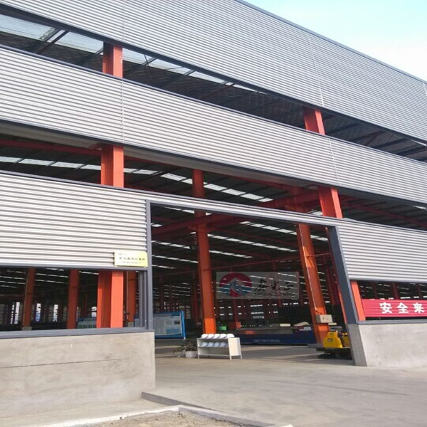 sandwich panel industrial warehouses