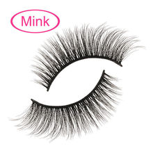 Premium thick 3D mink lashes customized packaging boxes lashes with logo
