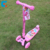 Wholesale Folding Three-wheel Kids Kick Scooter for Children