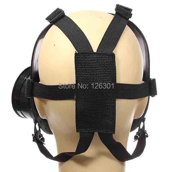 Airsoft тактический Wargame манекен газ защитная маска косплей встроенный вентилятор