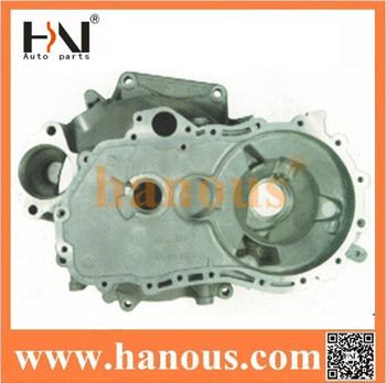 Gearbox Cover Clutch Housing 02t-301-107c Or 02t301107c