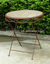 Light Weight Antique Classical Vintage Chinese Wooden Garden Furniture